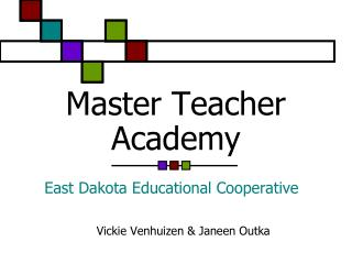 Master Teacher Academy
