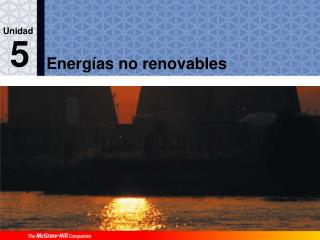 Energ�as no renovables