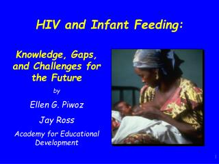 HIV and Infant Feeding: