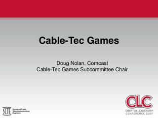 Cable-Tec Games