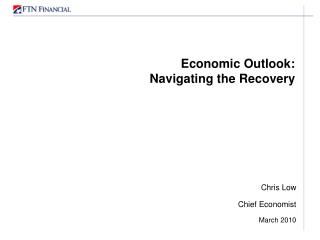 Economic Outlook: Navigating the Recovery