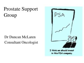 Prostate Support  Group