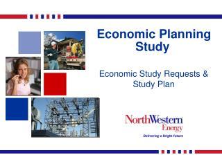 Economic Planning Study
