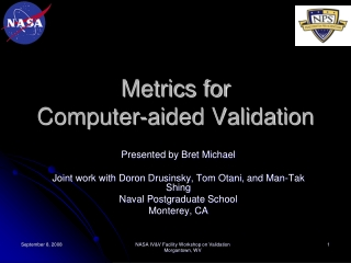 Metrics validation criteria: How do we know when a metric is worthwhile