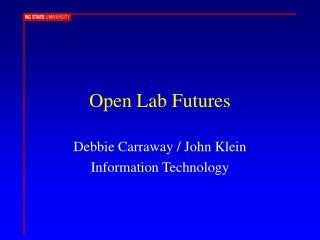 Open Lab Futures