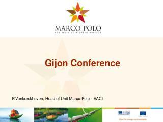 Gijon Conference