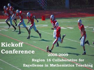 Kickoff Conference