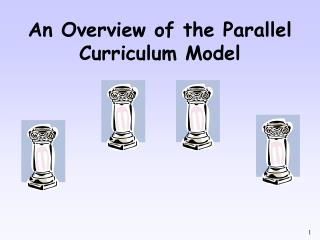 An Overview of the Parallel Curriculum Model