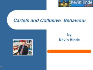 Cartels and Collusive  Behaviour