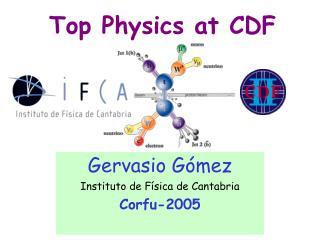 Top Physics at CDF