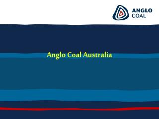 Anglo Coal Australia