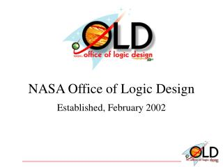NASA Office of Logic Design