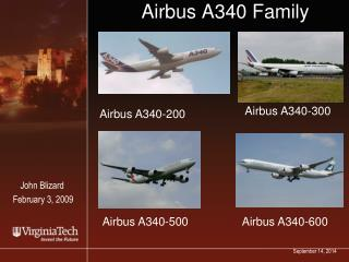 Airbus A340 Family