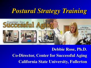 Postural Strategy Training