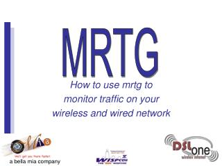 How to use mrtg to monitor traffic on your wireless and wired network