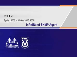 InfiniBand SNMP Agent