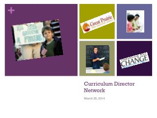 Curriculum Director Network