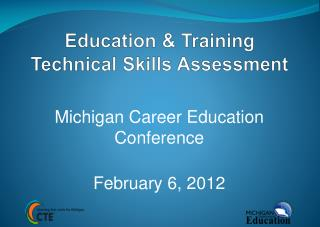 Education & Training Technical Skills Assessment
