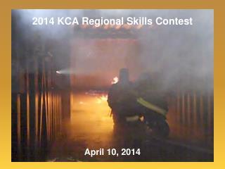 2014 KCA Regional Skills Contest