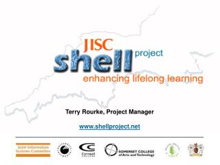 Terry Rourke, Project Manager shellproject