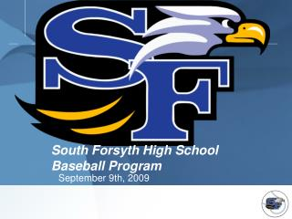 South Forsyth High School Baseball Program
