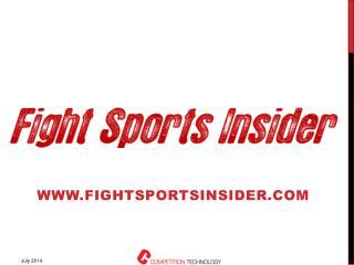 FightSportsInsider