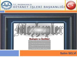 Salim SELVİ