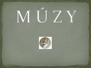 M Ú Z Y