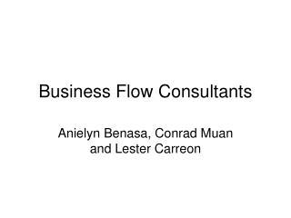 Business Flow Consultants