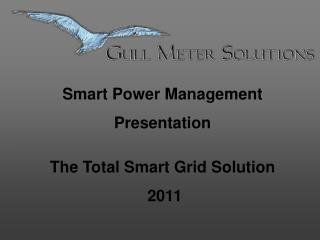 Smart Power Management Presentation