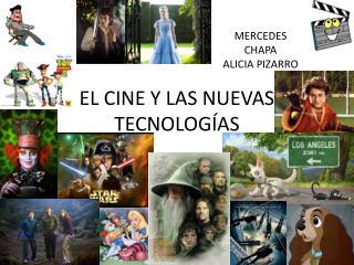EL CINE Y LAS NUEVAS TECNOLOGÍAS