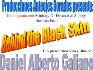 Producciones Anteojos Dorados presenta: