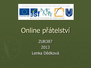 Online p?�telstv�
