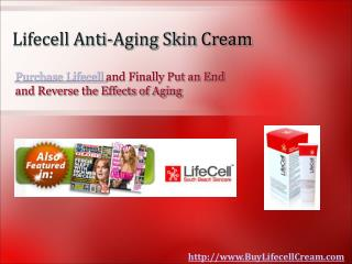 The Best Lifecell Cream Deal Unveiled - Get Firsthand Proof