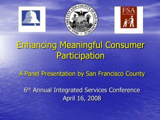 Enhancing Meaningful Consumer Participation