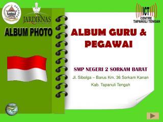 ALBUM GURU & PEGAWAI