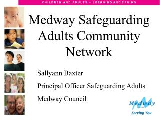 Medway Safeguarding Adults Community Network