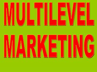 MULTILEVEL