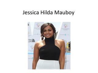 Jessica Hilda  Mauboy