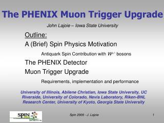 The PHENIX Muon Trigger Upgrade