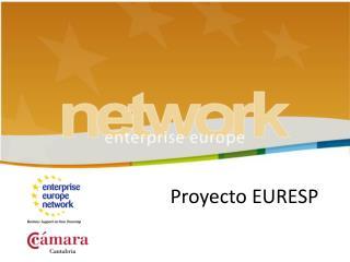 Proyecto EURESP