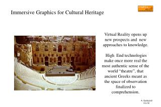 Mission of the VIS.I.T. Lab activities in the field of Cultural Heritage