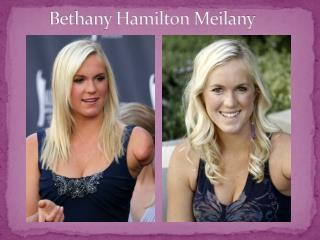 Bethany Hamilton  Meilan y