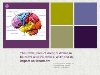 The Prevalence of Alcohol Abuse in Soldiers with TBI from GWOT and its Impact on Treatment