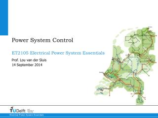 Power System Control