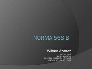 NORMA 568 B