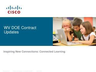 WV DOE Contract Updates