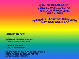 RESUMEN DEL PLAN ADIN FARID BARRIOS MENESES
