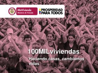 100MILviviendas