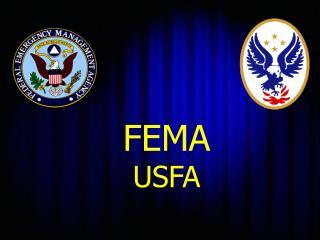 FEMA USFA